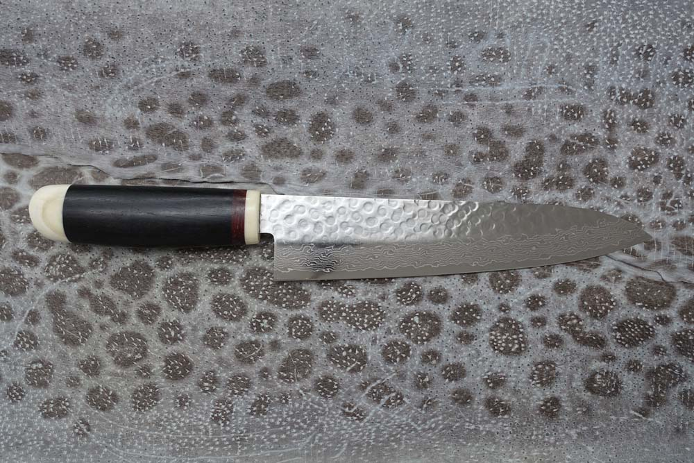 Whale tooth kitchen knife no. 1106