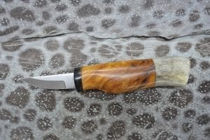 Carving and hunting knife no. 5491