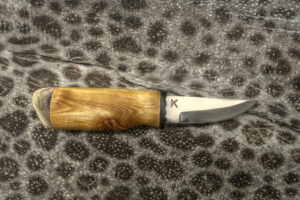 outdoor and whittling knife knife