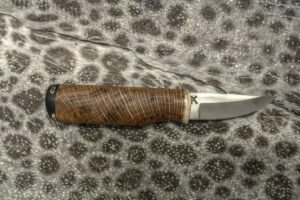 Whittling and camping knife