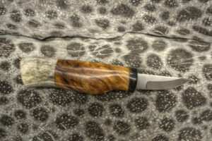 outdoor and whittling knife