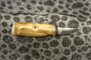 Whittling and outdoor knife